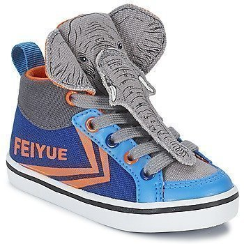 Feiyue DELTA MID ANIMAL matalavartiset tennarit