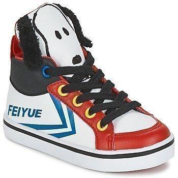 Feiyue DELTA MID PEANUTS korkeavartiset kengät