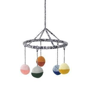 Ferm Living Ball Knitted Mobile