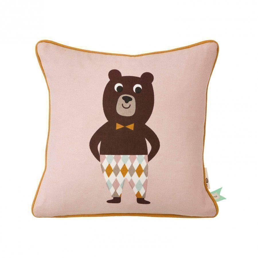 Ferm Living Bear Cushion Koristetyyny