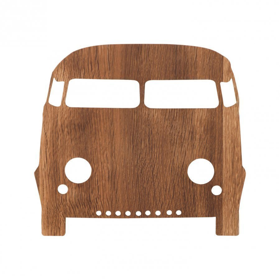 Ferm Living Car Lamp Smoked Oak Seinävalaisin