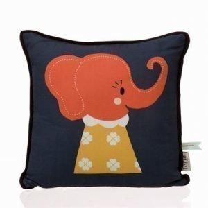 Ferm Living Eläintyyny Elli Elefantti