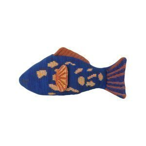Ferm Living Fruiticana Leopard Fish Tyyny