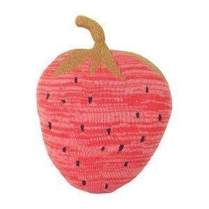 Ferm Living Fruiticana Strawberry Tyyny