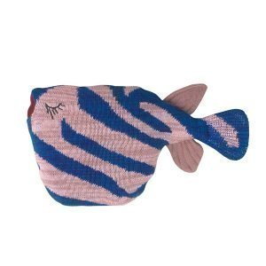 Ferm Living Fruiticana Tiger Fish Tyyny