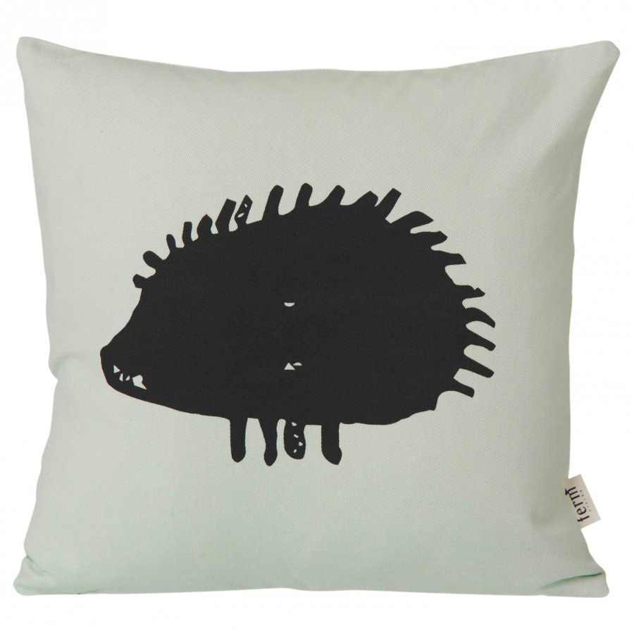 Ferm Living Hedgehog Cushion Tyyny