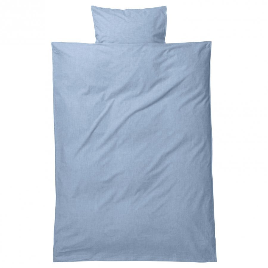 Ferm Living Hush Bedding Light Blue Junior Set Pussilakanasetti