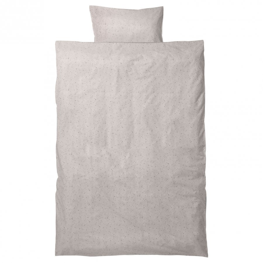 Ferm Living Hush Bedding Milkyway Cream Junior Set Pussilakanasetti