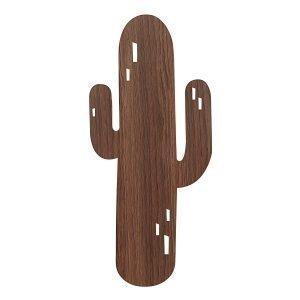 Ferm Living Kids Cactus Seinävalaisin Tammi