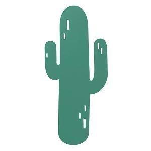 Ferm Living Kids Cactus Seinävalaisin Vihreä