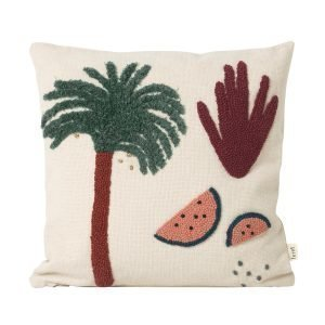 Ferm Living Kids Fruiticana Palm Tyyny 40x40 Cm