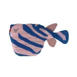 Ferm Living Kids Fruiticana Stripy Fish Tyyny