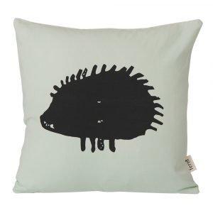Ferm Living Kids Hedgehog Tyyny Minttu 30x30 Cm