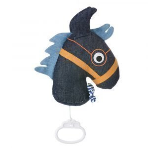Ferm Living Kids Horse Musik Mobile