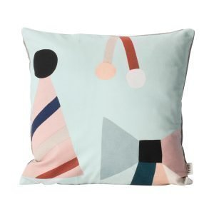Ferm Living Kids Party Tyyny Minttu 40x40 Cm