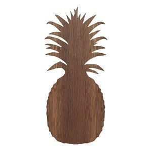 Ferm Living Kids Pineapple Seinävalaisin Tammi