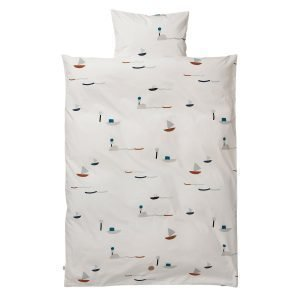 Ferm Living Kids Seaside Baby Pussilakanasetti