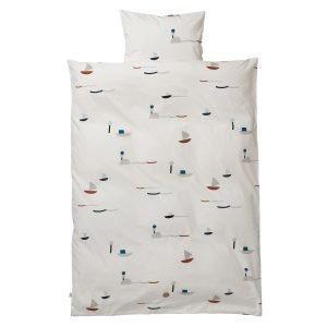 Ferm Living Kids Seaside Junior Pussilakanasetti