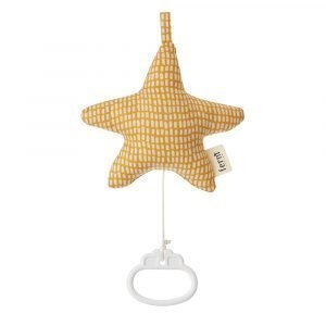Ferm Living Kids Star Musik Mobile