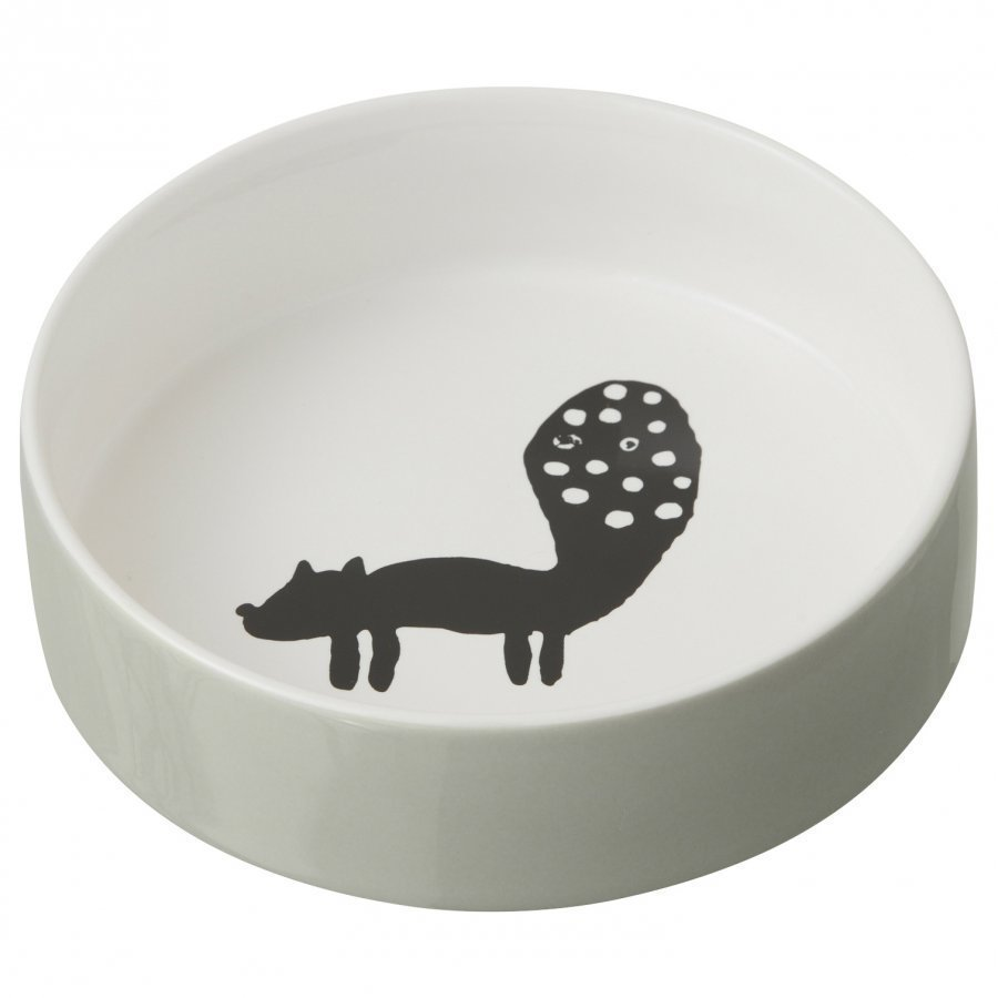 Ferm Living Landscape Bowl Grey Kulho