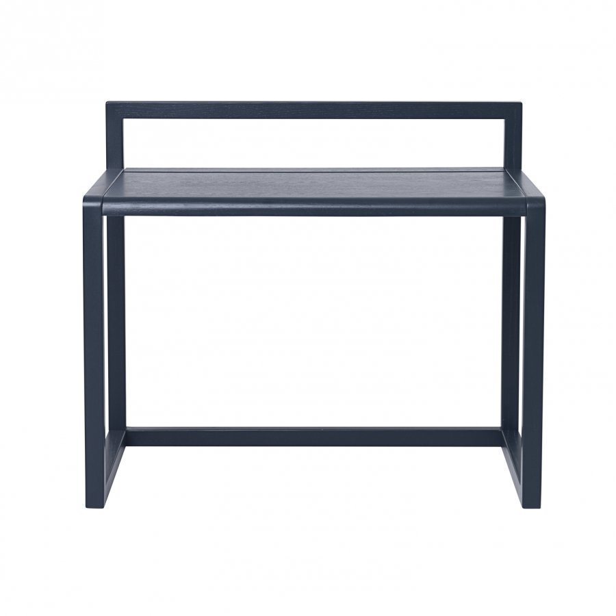 Ferm Living Little Architect Desk Dark Blue Kirjoituspöytä