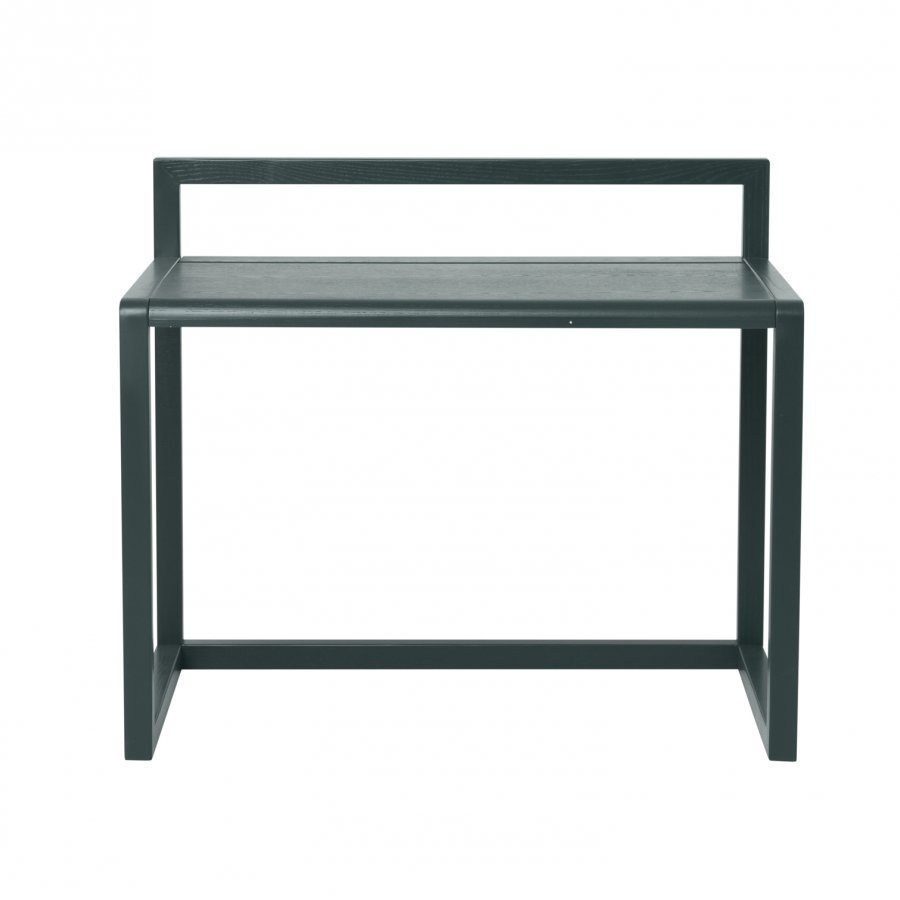 Ferm Living Little Architect Desk Dark Green Kirjoituspöytä