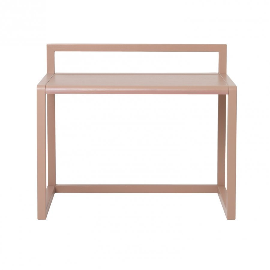 Ferm Living Little Architect Desk Rose Kirjoituspöytä