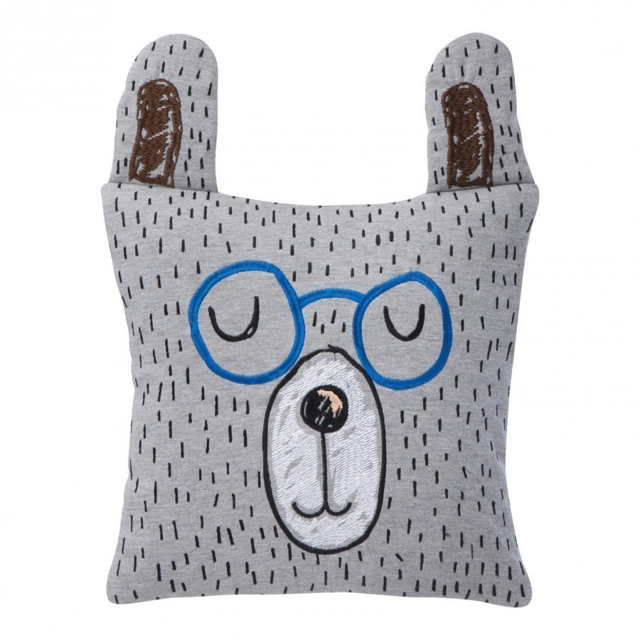 Ferm Living Little Mr. Teddy Cushion Koristetyyny