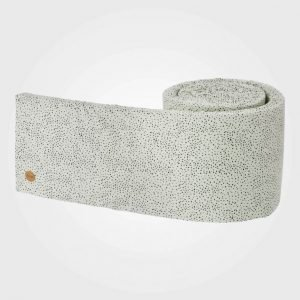 Ferm Living Mint Dot Bed Bumper Pinnasängyn Suoja