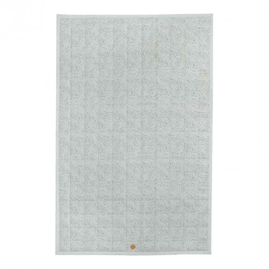 Ferm Living Mint Dot Bed Cover Vuodesetti