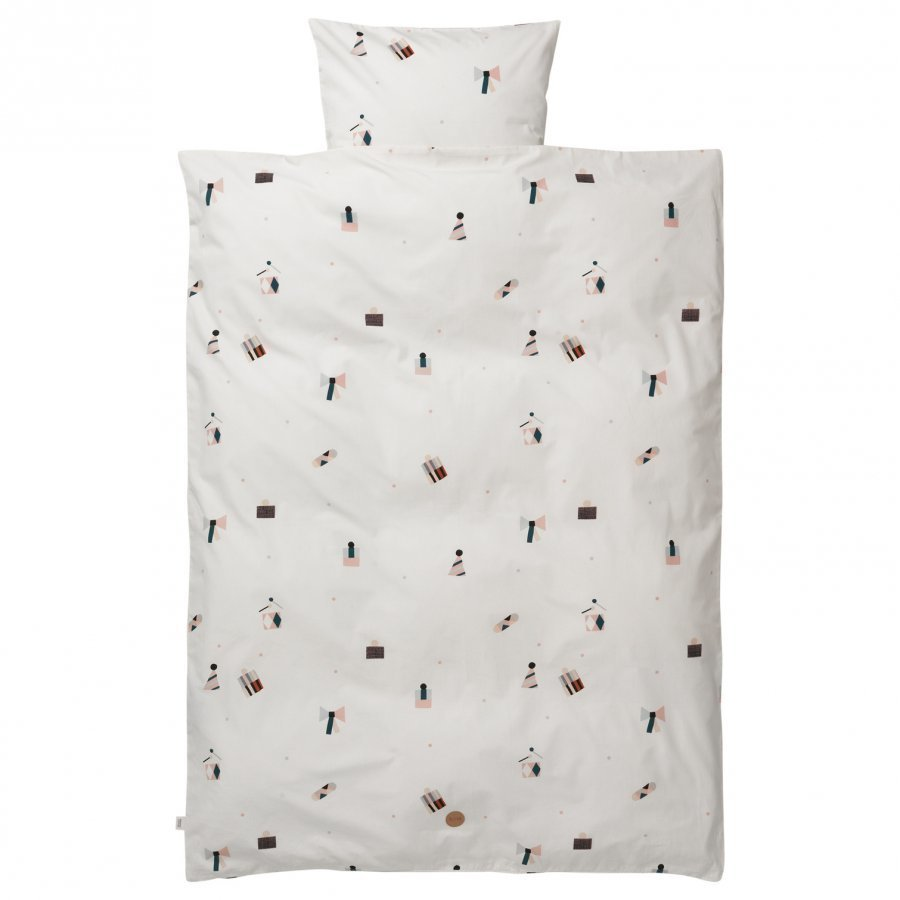 Ferm Living Party Bedding Baby Set Pussilakanasetti