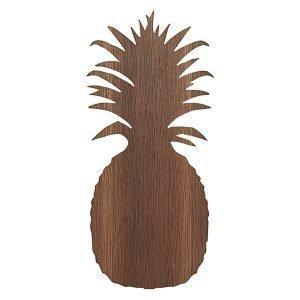 Ferm Living Pineapple Seinävalaisin Savustettu Tammi