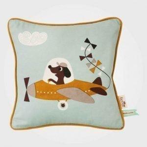 Ferm Living Plane Cushion Koristetyyny