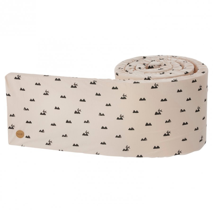 Ferm Living Rabbit Bed Bumper Pinnasängyn Suoja