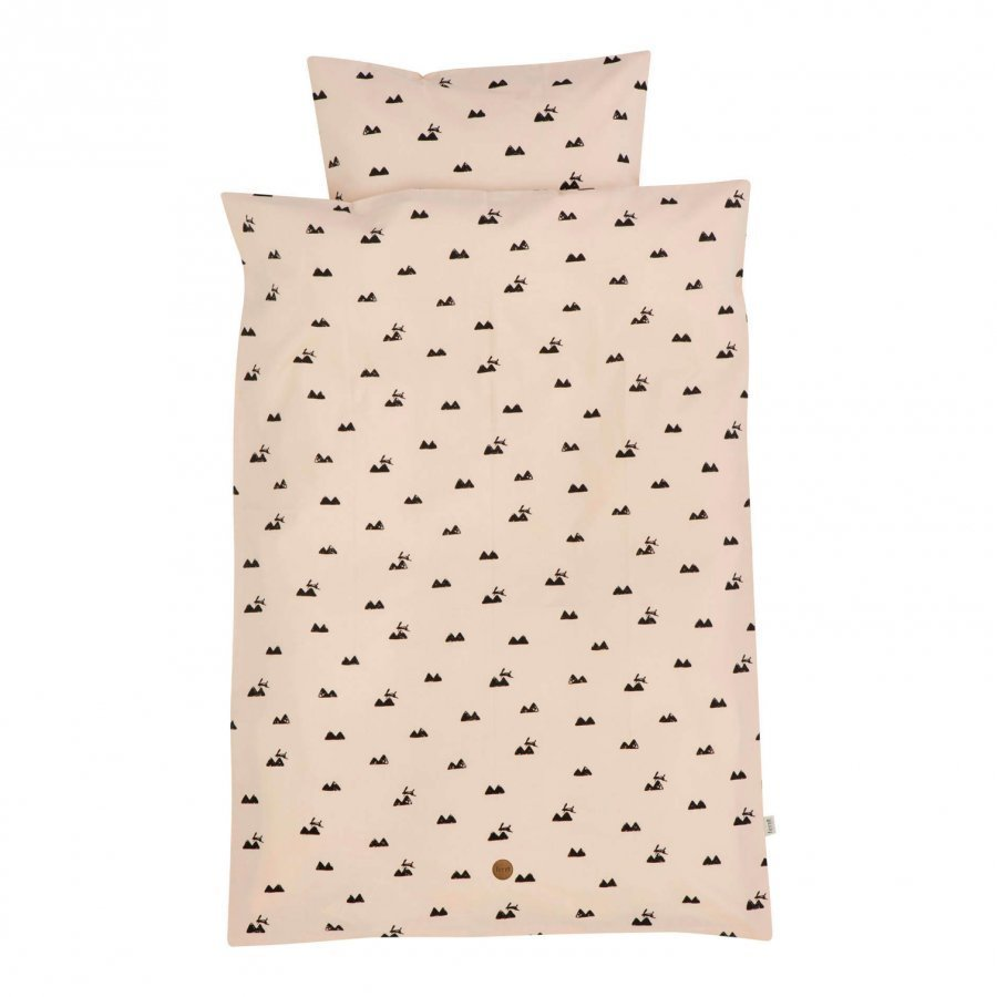 Ferm Living Rabbit Bedding Baby Vuodesetti