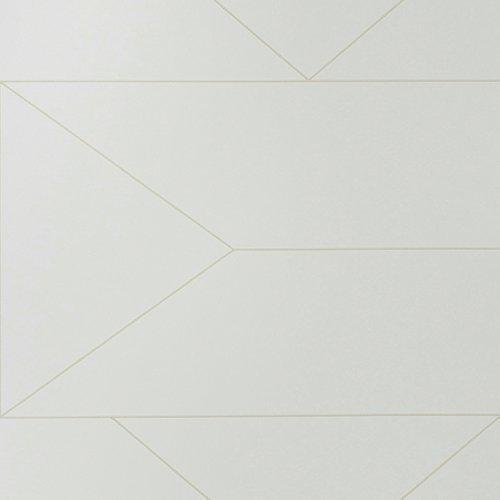 Ferm Living Tapetti Lines Offwhite
