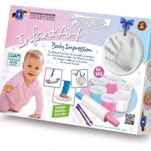 Feuchtmann Infant Art Kädenjälki / Jalanjälki Muovailumassa