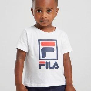 Fila Everdeen T-Shirt Infant Valkoinen