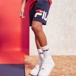 Fila Radar Fleece Shortsit Laivastonsininen