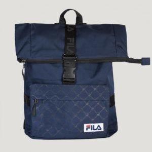 Fila Roll Top Backpack Reppu Sininen