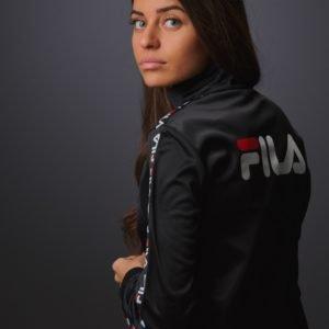 Fila Talisa Track Jacket Treeniasu Musta