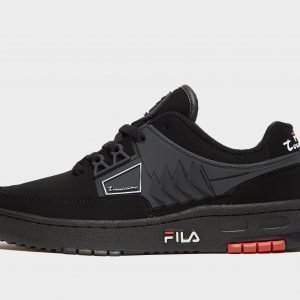 Fila Tourissimo Low Musta
