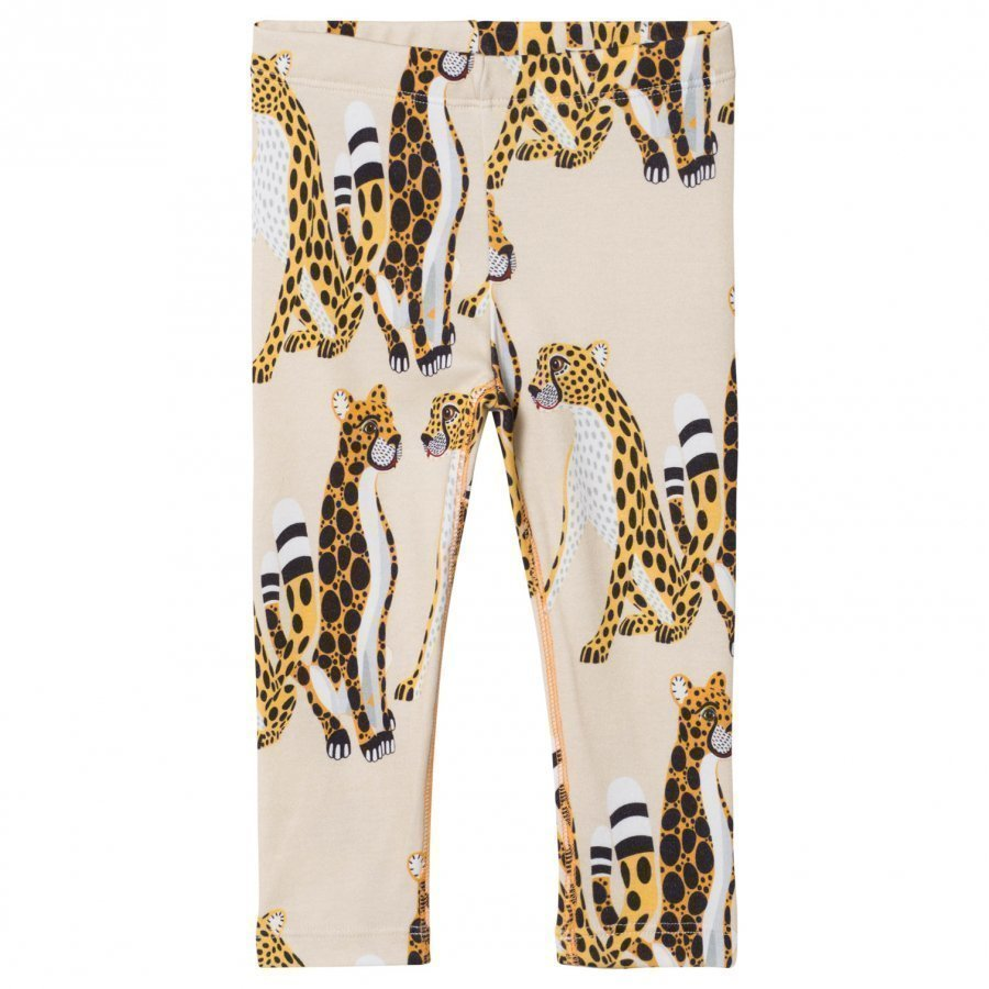 Filemon Kid Leggings Cheetahs Angora Angora Legginsit