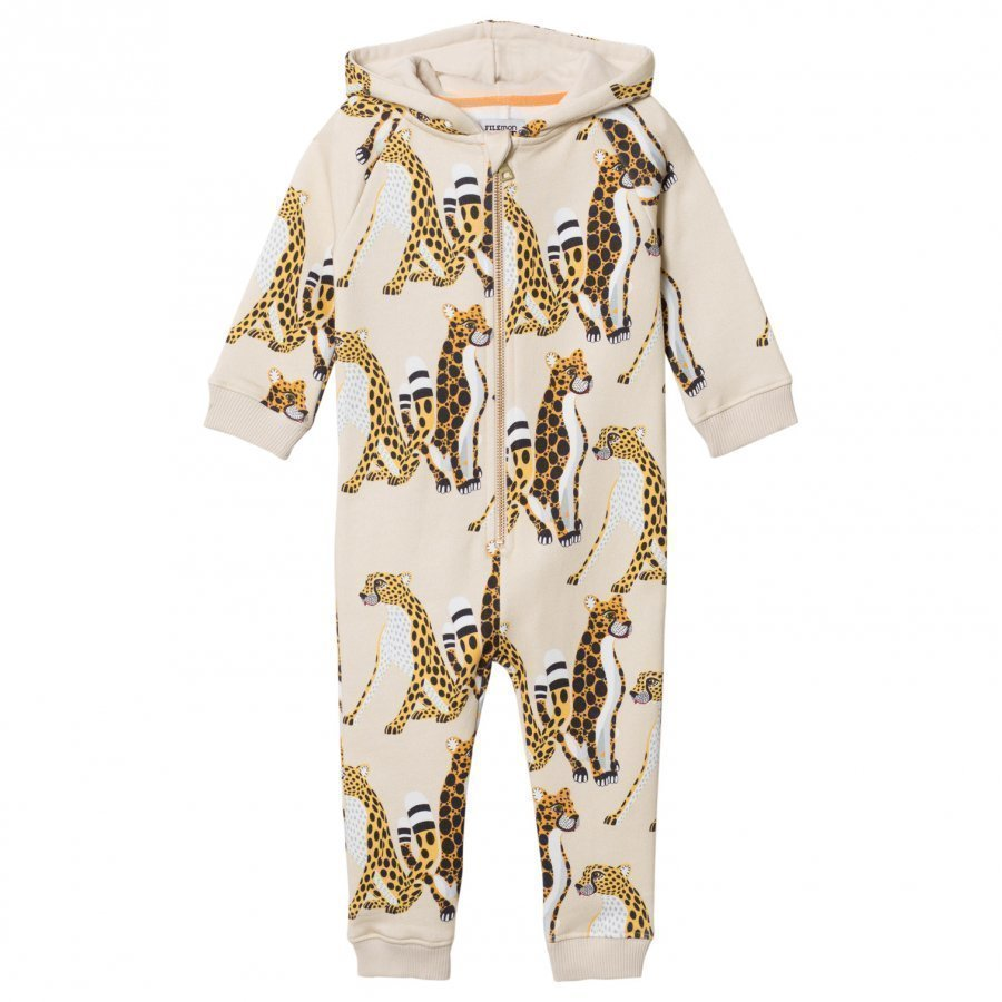 Filemon Kid Onesie Cheetahs Angora Kokopuku