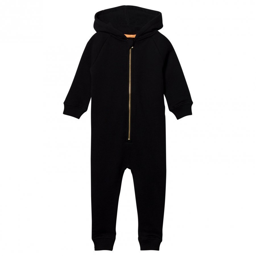 Filemon Kid Onesie Pug Black Kokopuku