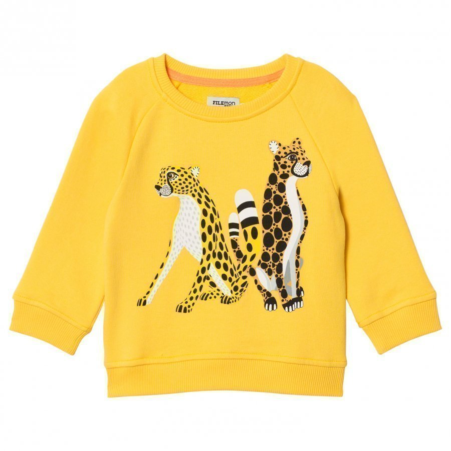 Filemon Kid Sweatshirt Cheetahs Yarrow Oloasun Paita