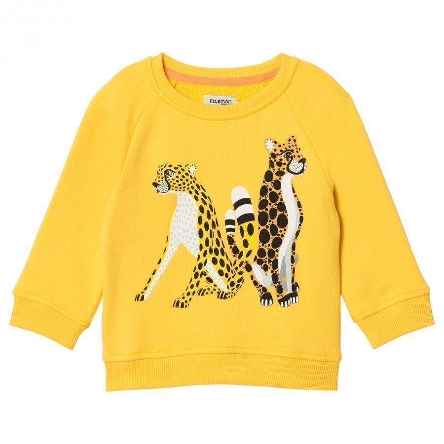Filemon Kid Sweatshirt Cheetahs Yarrow Oloasun Paita