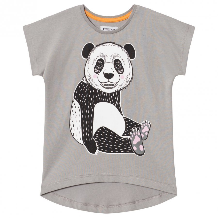 Filemon Kid T-Shirt Sleepy Panda Griffin T-Paita