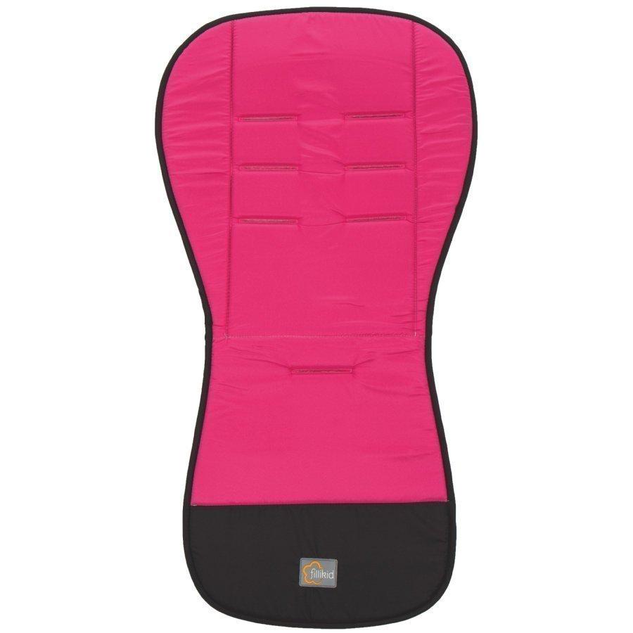 Fillikid Istuinpäällinen Basic Pinkki