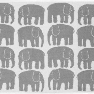Finlayson Käsipyyhe Elefantti 50 x 70 cm Harmaa